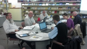 The Brethren Digital Archives committee met on Monday, April 23.