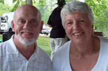 Dick and Kaye Kessler