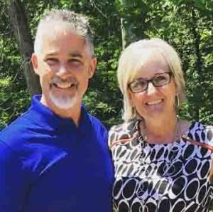 Pastor Greg and Cari Serafino
