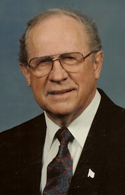 Pastor Vernon J. Harris