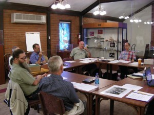 The Brethren Digital Archive group meets today at Ashland Theological Seminary.