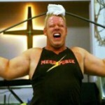 Strongman Steve Carrier