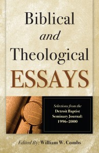 biblical and theological essays