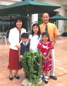 kinjo family