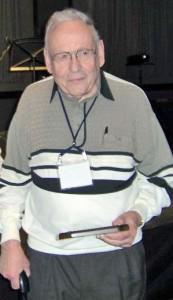 Pastor J. Ward Tressler