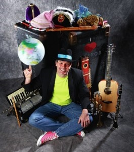 Mr. Musicmaker, a.k.a. Steve Makofka, is a Centerville based children's entertainer who will offer a new musical program for children at Wasson Music Center in Centerville.