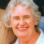 Jean Wooler, mother of GBIM missionary Barbara Wooler.