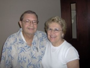 Randy and Betty Poyner, both now with the Lord.
