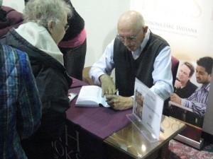 julien book signing
