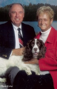 Ned and Nancy Weirich