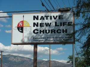 native new life church