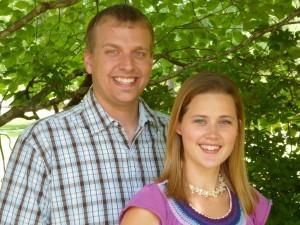 Chad & Ariane Parker