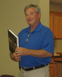 Dr. Larry Chamberlain was honored on June 12 for his service to the Grace Brethren Investment Foundation.