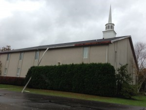 The Telford campus of the Penn Valley Multi-Site Network in Pennsylvania sustained some damage to their building as a result of the storm.