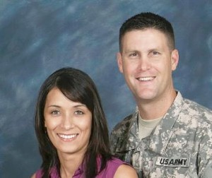 Capt. Pete and Monica Stone