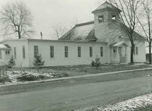 A building on West 10th Street in Ashland was once home for the congregation.