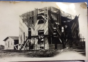 Harrah old building