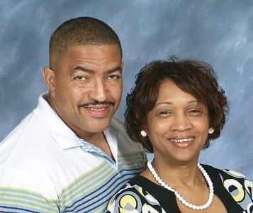 Pastor Stephen and Rosie Joyce