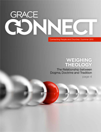 GraceConnect, Summer 2013 cover