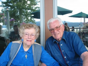 Dr. Wayne and Dorothy Beaver