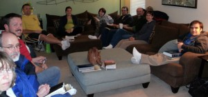 Life Groups at Centerville Grace Church in Ohio (Dave Holmes, pastor) puts an emphasis on relationships.