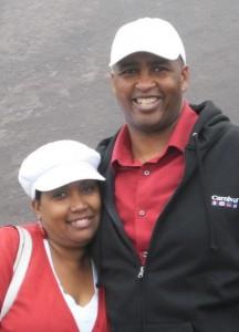 Pastor Michael and Virginia Faulkner