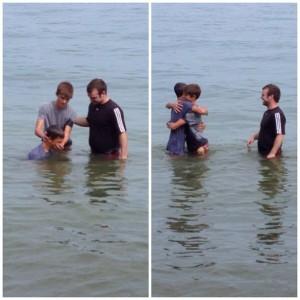 Brendan's Baptism