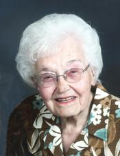 Agnes Bracker, March 22, 1914 – October 23, 2013