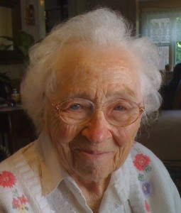 Ruby Landrum, 1910-2013
