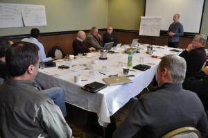 The Enduring Visionary Leadership Community met earlier this week in Columbus, Ohio.
