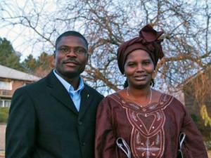 Dr. Francois and Marie Claire Ngoumape