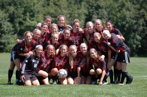 grace women's soccer