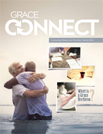 Grace Connect magazine, Spring 2014