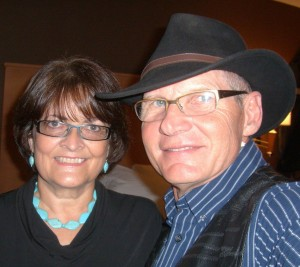 Jim and Faye Hocking