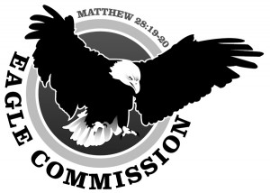 Eagle Commission grayscale