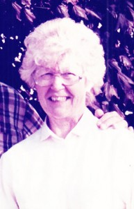 Doris Evelyn Juday, 1927-2014