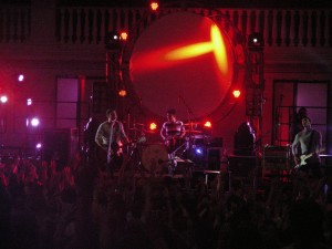 The final night of worship featuring the Jordan Howerton Band.