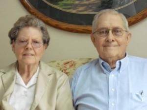 Dr. Bill and Ella Male