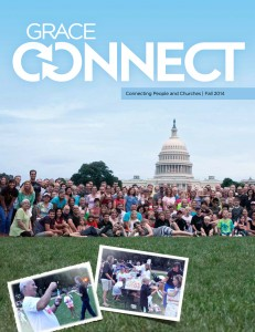 GraceConnect FALL 2014 cover