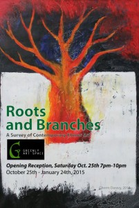 Roots and Branches poster