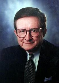 Dr. John Arnold Sproule, April 11, 1927 - October 2, 2014
