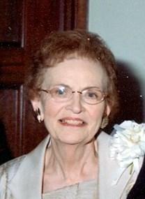 Virginia Lee Sproule, August 25, 1930 - October 20, 201