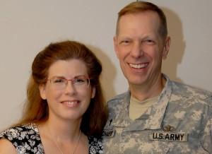 James and Elizabeth Schaefer