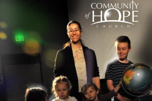 Community of Hope Church in Surrey, B.C., is a small church that prioritizes finding the best way to encourage communication between church and congregation.