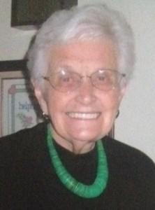 Miriam Uphouse Christensen, 1917-2015