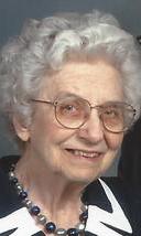Alice Holmes, 1920-2015