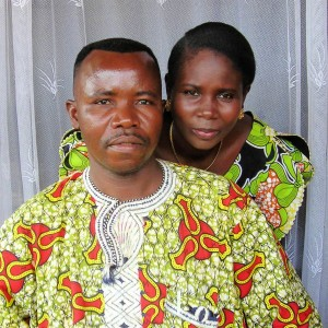 Pastor Elvis and his wife, Clarisse, are helping purchase and distribute seed in the Central African Republic before the April rains.