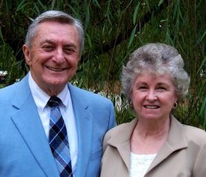 Ron and Thelma Thompson