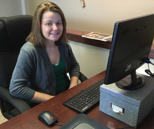 Grace Beight, Winter 2016 intern at GraceConnect.