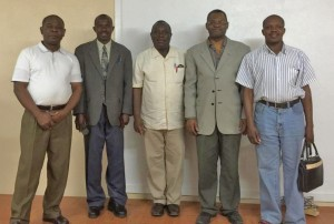 This provision board, led by Pastor  .... provisional Board that was established last Thursday February 25 to start the process of this alliance of churches.